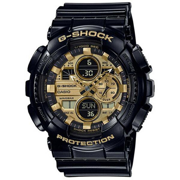 G-SHOCK カシオ Gショック Garish Color Series デジアナ 腕時計 メンズ GA-140GB-1A1JF