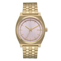 NIXONニクソンTimeTellerタイムテラーLightGold/Pink【国内正規品】腕時計NA0452360【送料無料】【き手数料無料】
