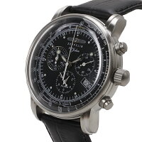 ZEPPELINツェッペリンZeppelin号誕生100周年記念モデルクロノグラフドイツ製腕時計76802