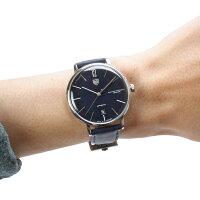 DUFAデュッファJosefAlbersヨゼフ・アルバース【国内正規品】腕時計メンズDF-9011-NV【送料無料】【き手数料無料】