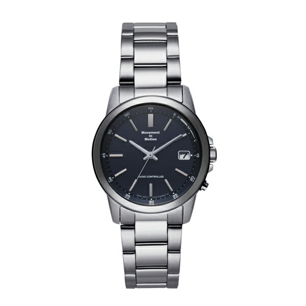 腕時計, メンズ腕時計 Movement In Motion MIM-CRC-SSNV