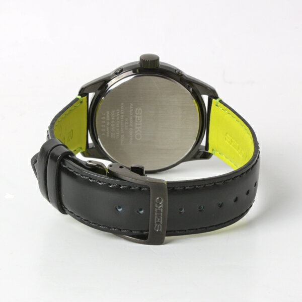 【SALE!!】SEIKO SELECTION セイコーセレクション 電波ソーラー TiCTAC別注 【国内正規品】 腕時計 メンズ SBTM261