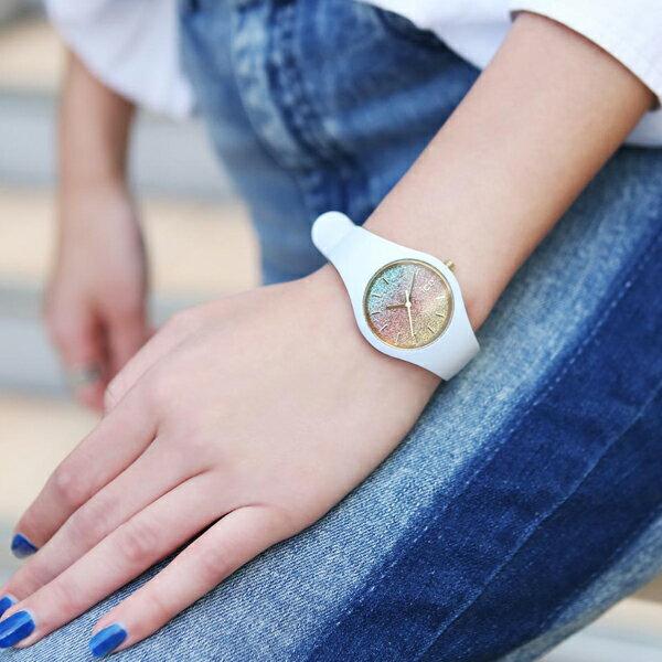 ICE WATCH アイスウォッチ ICE voyage アイスボヤージュ Malibu マリブ 国内正規品 腕時計 レディース ICE-015604