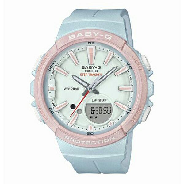 BABY-G ベイビージー FOR RUNNING 国内正規品 腕時計 レディース BGS-100SC-2AJF