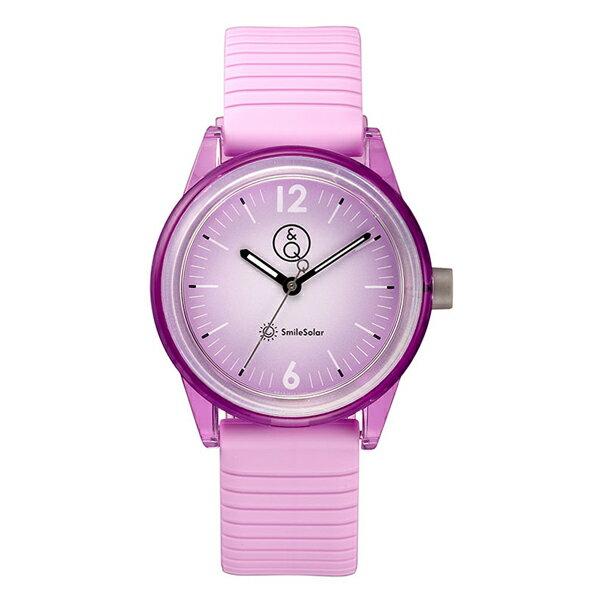 Q&Q Smile Solar キューアンドキュー スマイルソーラー Series 006 国内正規品 腕時計 RP18-014