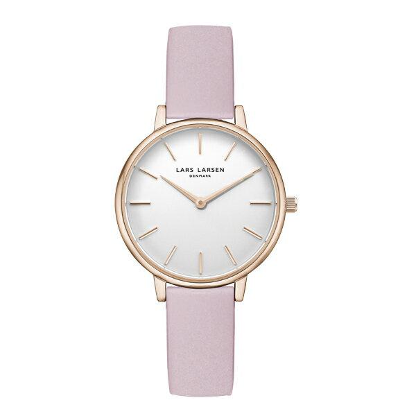 LARS LARSEN ラースラーセン LW46 Caroline キャロライン 国内正規品 腕時計 レディース LL146RWPL