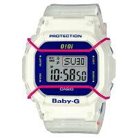 BABY-GベイビージーCASIOカシオ5252byo!oiコラボレーションモデルレディース腕時計BGD-560SC-7JR