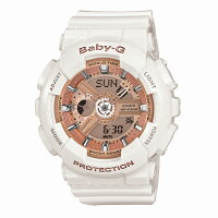 Baby-GベビージーCASIOカシオ【国内正規品】腕時計レディースBA-110-7A1JF【送料無料】【代引き手数料無料】