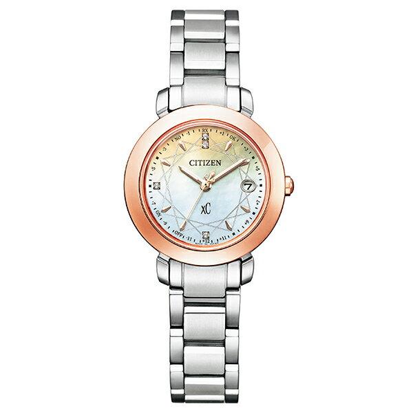 腕時計, レディース腕時計 xC CITIZEN hikari collection Titania Happy Flight ES9446-54X