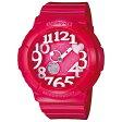 Baby-G ベビージー CASIO カシオ Neon Dial Series ネオンダイアルシリーズ 【国内正規品】 腕時計 BGA-130-4BJF 【送料無料】【代引き手数料無料】【あす楽対応】