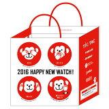 【腕時計3本入で1万円】2017 SUMMER HAPPY BAG TiCTAC ONLINE STORE 限定 福袋【送料無料】【代引き手数料無料】