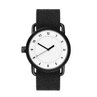 TIDWatchesティッドウォッチNo.1トウェインベルト40mm【国内正規品】腕時計TID01-TWWH/COAL【送料無料】【き手数料無料】