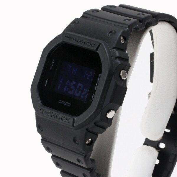 G-SHOCK ジーショック CASIO カシオ Solid Colors ソリッドカラーズ 腕時計 ブラック DW-5600BB-1JF