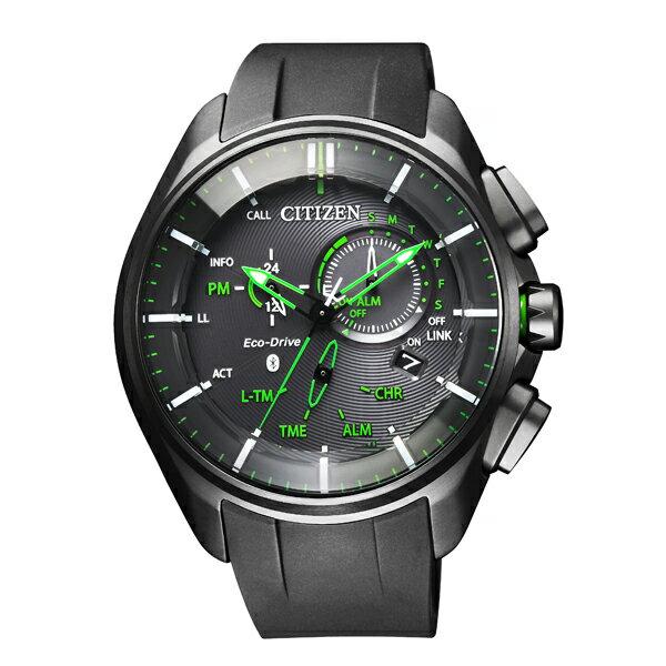 腕時計, メンズ腕時計 CITIZEN Bluetooth BZ1045-05E