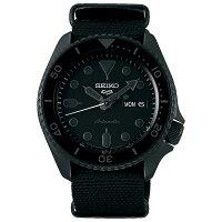 SEIKO5SPORTSセイコーファイブ自動巻メカニカル流通限定モデルStreetStyle腕時計メンズSBSA025