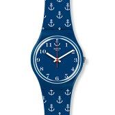 SWATCH スウォッチ GENT ジェント ANCHOR BABY アンカー・ベイビー 【国内正規品】 腕時計 GN247 【送料無料】【代引き手数料無料】