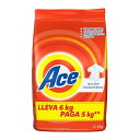 メキシコPG版タイド【Ace】エース粉末洗剤6kg