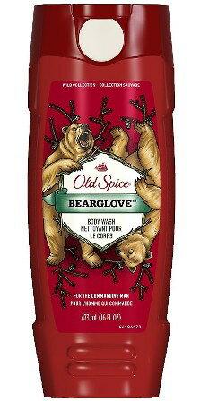 ボディケア, 石けん・ボディソープ 520 OldSpice WILD COLLECTION BEAR GLOVE 473ml