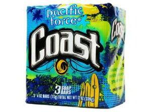 送料390円〜定形外発送承ります!【Coast】コースト石鹸3個入