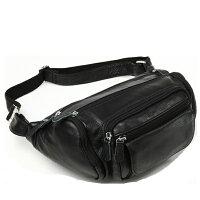 ウエスト、斜めがけ、ボディー3way兼用鞄
