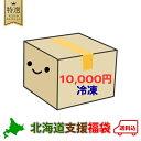 《10000円ポッキリ》《冷凍》 北海道 復興 福袋 北海道 支援 応援 ふっこう 福袋 銘菓 食品