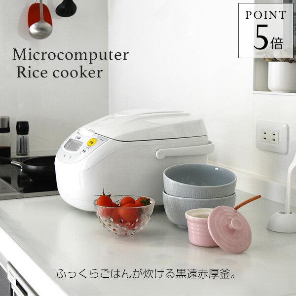 タイガー 炊飯器 マイコン (5.5合) JBH-G101 ホワイト タイガー魔法瓶 炊飯ジャー 炊きたて