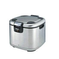 タイガー業務用電子ジャー<炊きたて>3升保温専用JHE-A540XSステンレス