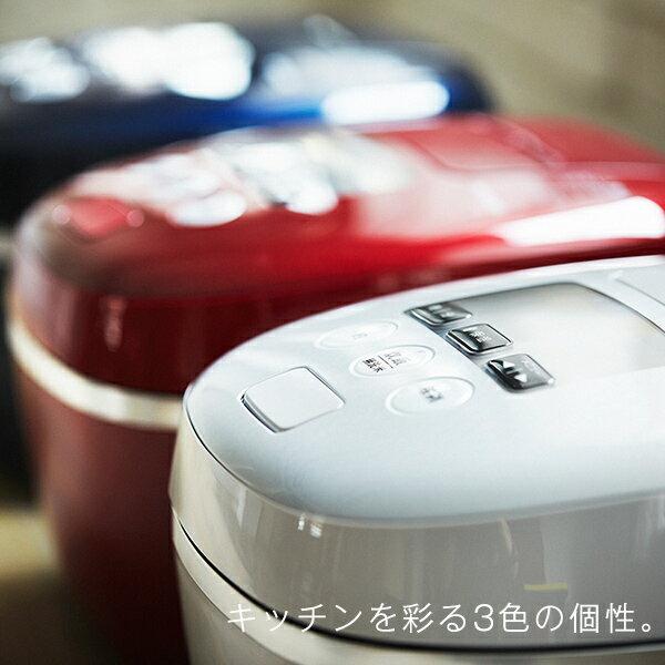 タイガー 圧力IH 炊飯器 5.5合 JPC-A101 土鍋 コーティング 圧力 IH タイガー魔法瓶 炊飯ジャー 炊きたて 大麦 コンパクト おしゃれ  ※箱に傷・日焼けあり