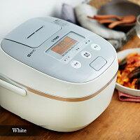 JPE-Aタイガー魔法瓶炊飯ジャーIH炊飯器W(ホワイト)