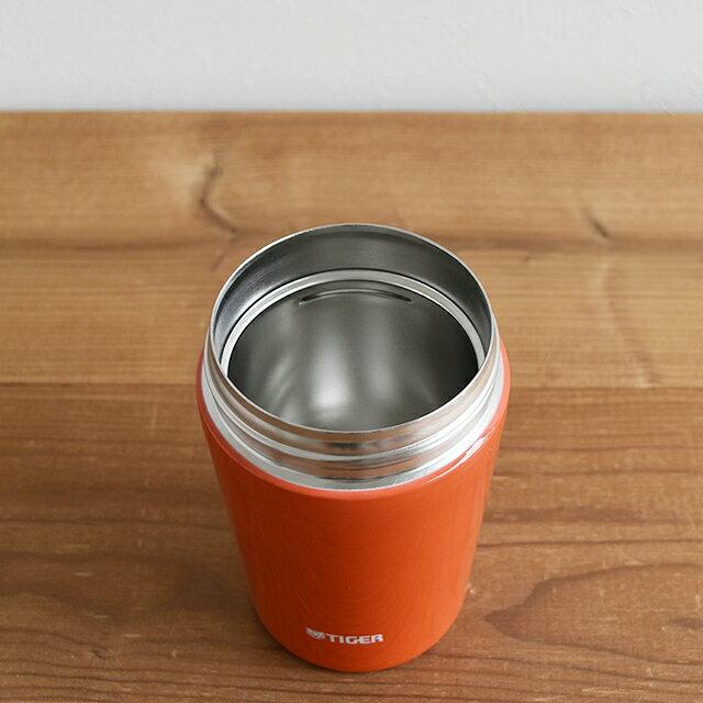 タイガーステンレスカップスープカップMCL-B038380mlタイガー魔法瓶保温スープジャーまほうびん弁当かわいいおしゃれ