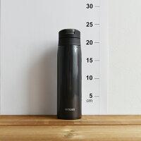 タイガー水筒ステンレスボトル500mlMCX-A501ワンプッシュサハラマグSAHARA軽量清潔保温保冷直飲みおしゃれ