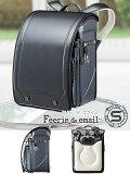 【送料無料】【人気のフィットちゃんランドセル】フェリー・デ・エマイユ スタイリッシュ スペシャルカラー Feerie de email * soccer * FE-2616M 2016年モデル A4クリアファイル・A4バインダー対応 ガンメタリック