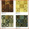 モザイクタイル デザイン 磁器質 インディア シート販売。50角インテリア アンティーク イスラム風の絵タイル。壁、床(キッチン カウンター・テーブル・浴室) のDIYリフォームにお勧めです。