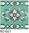 アンティーク デザインタイル 150角 ライン イスラム風(昭和レトロ)な磁器絵タイルです。 壁、床(キッチン カウンター・テーブル・浴室)のDIYリフォーム、 プランター作成にお勧めです。コースター、鍋敷き等、インテリア雑貨としてもOK