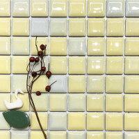 モザイクタイルシート25角かわいいプチモザイク窯変ミックスデザインDIYインテリアタイルアンテイークキッチンカウンターお風呂浴室浴槽床壁洗面台玄関テーブルトイレおしゃれリフォーム磁器耐熱耐火美濃焼