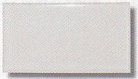 白ブライト・磁器タイル「ひだ」壁用・アンティーク