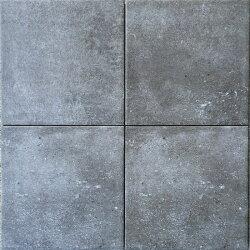 ベージュ色・テラコッタ色・シンプルモダンなコンクリート風、300角タイル・磁器質・外床、玄関ポーチ・お庭の敷石にお勧め