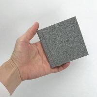 磁器床タイル100角平階段岩石風販売です一本線付内床(ベランダ・テラス・土間)外床(玄関ポーチ・ガーデニング・駐車場)壁のDIYリフォームにお勧め。防滑・洋風建築の建材(エクステリア用)です。補修・修繕にもOK