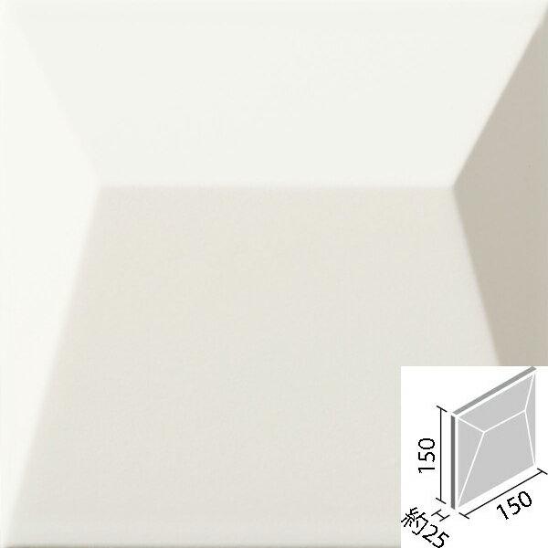 タイル 3Dケオプス 150角平(レリーフ) DTL-150R/COP-1 / LIXIL INAX