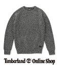 【公式】ティンバーランド メンズ ツイステッド メリノ ケーブル クルー Timberland