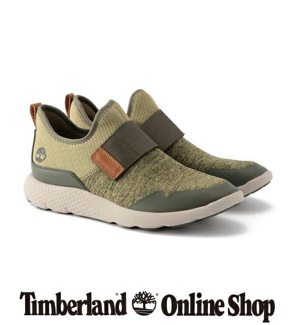 【アウトレット】ティンバーランド timberland メンズ フライローム メッシュ ストラップ チャッカ Timberland