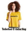 【公式】ティンバーランド レディース リラックス フィット クロップド Tシャツ Timberland
