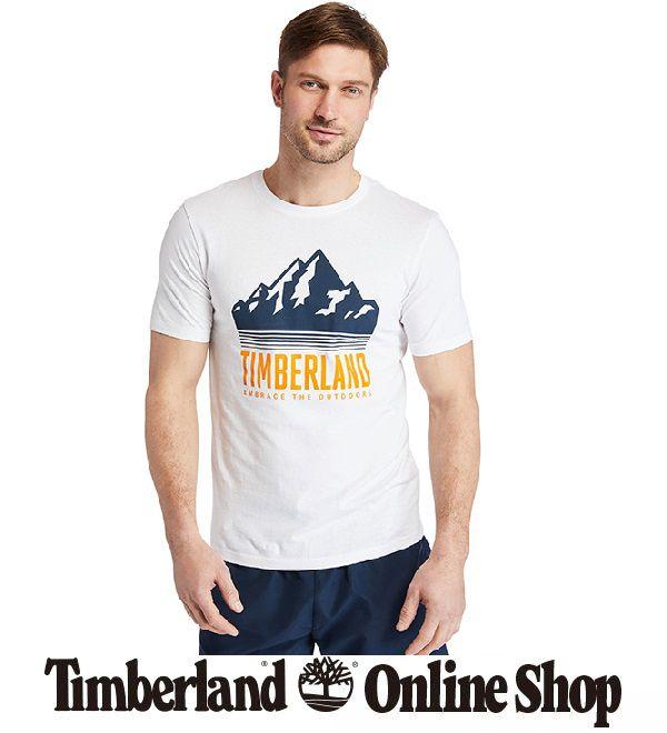 半袖 ランドスケープ インスパイアード Tシャツ