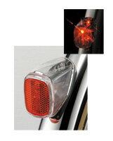 【太陽光充電&自動点灯で安心度アップ!】ブリヂストンソーラーテールランプII(ソーラーテールライト2)