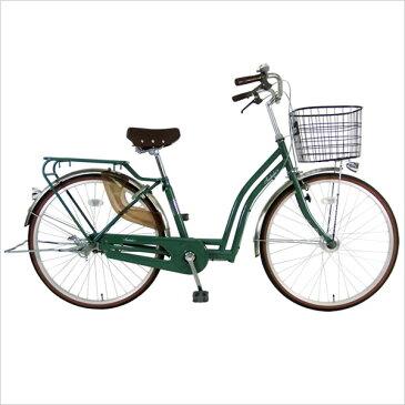 C.Dream/PROGEAR 椿 ツバキ DXモデル 26インチ 内装3段変速付 LEDオートライト付 お洒落で乗りやすいデザインとカラーが人気 ママチャリ 婦人車 シードリーム プロギア CDREAM ブランド 当店限定モデル つばき サイクリング 自転車 シティサイクル