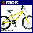 【一部在庫あり】【お好きなパーツを1つプレゼント!】2015ジオス GIOS ジェノア GENOVA 子供用マウンテンバイク 20インチ 6段変速 ジェノヴァ ジェノバ ジュニアマウンテン 子供用MTB 20型 子供自転車