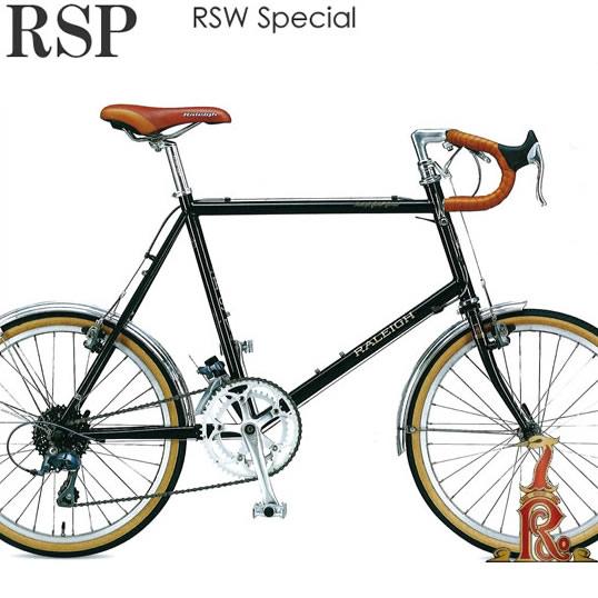 【送料無料※一部地域対象外】Raleigh RSP RSW Special ラレー ...