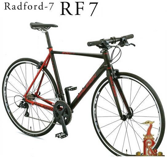 【送料無料※一部地域対象外】Raleigh RF7 Radford-7 ラレー ラド...