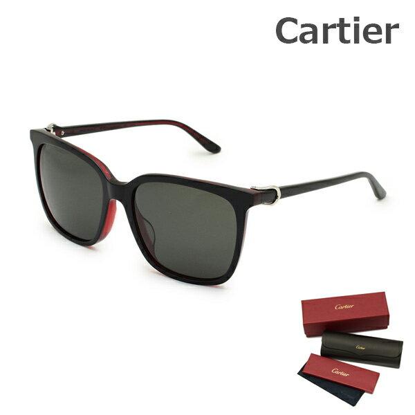 眼鏡・サングラス, サングラス Cartier CT0004SA-001