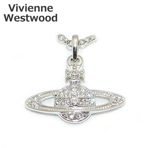 Vivienne Westwood (ヴィヴィアンウエストウッド) ペンダント ネックレス 0017-01-02 ミニバスレ...